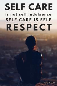 September 2015 - Self Care