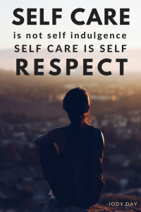 September 2015 - Self Care